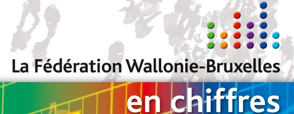 La Fédération Wallonie-Bruxelles en chiffre – Edition 2014