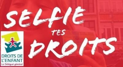 Selfie tes droits !
