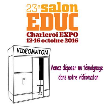 Salon de l'Éducation 2016
