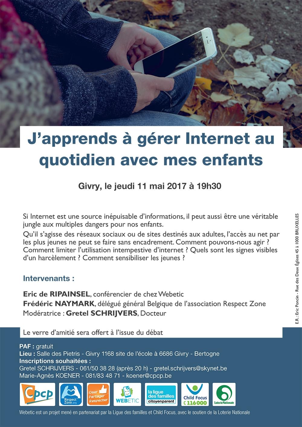 Nouvelle image 11mai 2017 cyberharcèlement à Bertogne