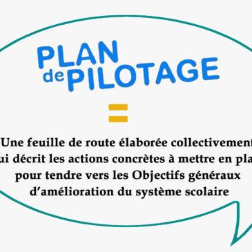 Plan de Pilotage, avec ou sans les parents?