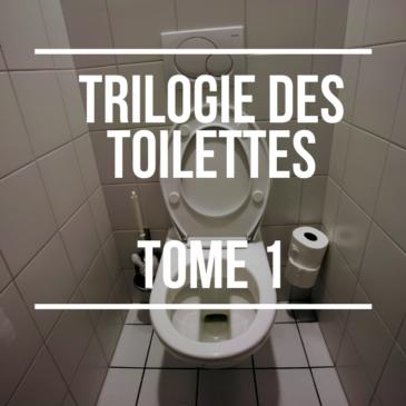Analyse 2018 – 11/15 : «Trilogie des toilettes – Tome 1 – Pas (de) mon genre, ces toilettes»