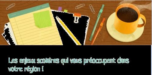 Apéros-rencontres 2015 en Wallonie : Associations de parents, vos avis nous intéressent !