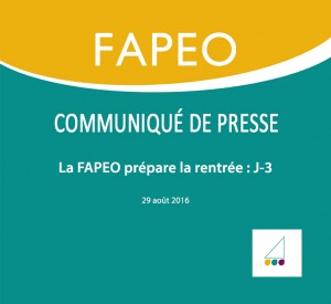 FAPEO-CP-La FAPEO-prepare la rentree OK OK