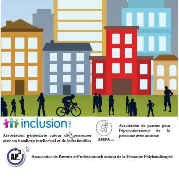 Inclusion asbl, l'APEPA et AP3 vous livrent leur Mémorandum pour les élections communales 2018