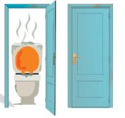 Les toilettes à l'école, un vrai cauchemar  (Femmes d'Aujourd'hui)