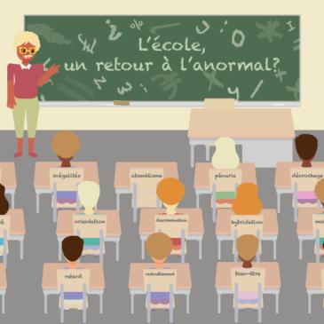 L'école, un retour à l'anormal ? Assemblée générale de Bruxelles